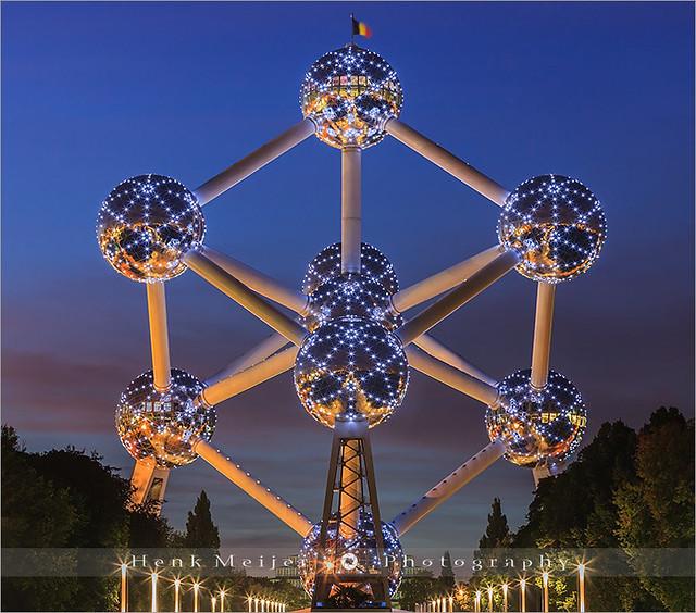 Atomium - Brussels - Belgium
