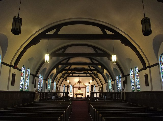 Mount Aloysius College Chapel, Cresson, PA