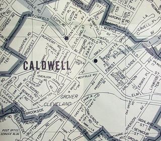 Caldwell NJ 1964