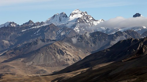 Andes mountain range. | by World Bank Photo Collection