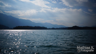 Blick auf den Faaker-See