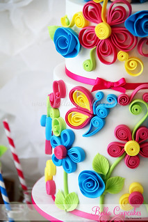 Quilling close up. | by Bella Cupcakes (Vanessa Iti)