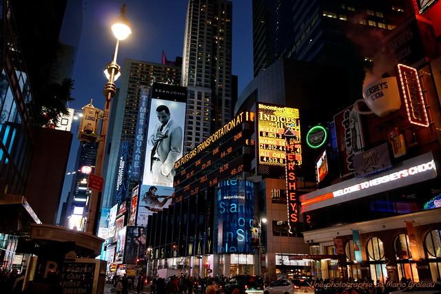 Visite de Manhattan
