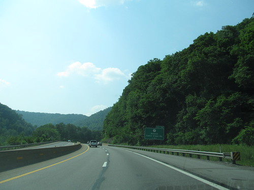 Interstate 77 - West Virginia