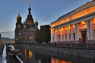 Church on the Spilled Blood in St. Petersburg | by 2benny