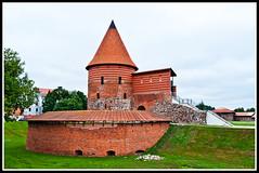 Lituania - Kaunas - Castillo