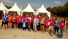 A part of LMC France team (France)