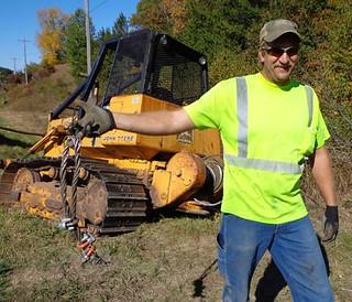 Chippewa Valley WI road crew
