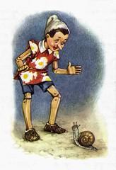 Pinnochio - illustrated by Libico Maraja (89)
