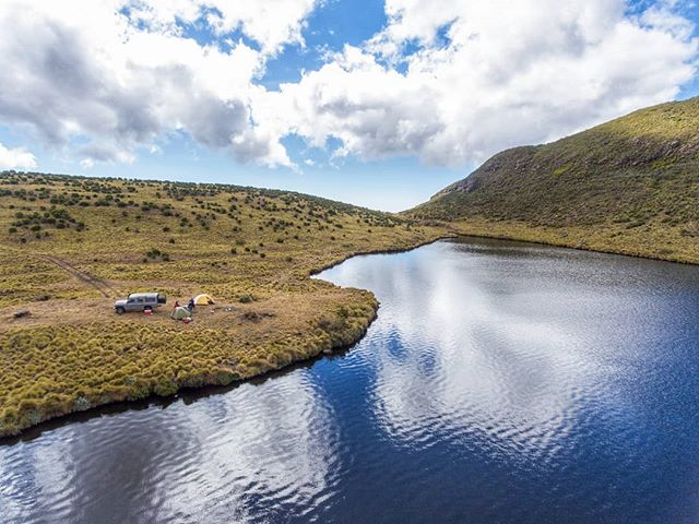 You'll need a 4WD with good clearance and a skilled driver to get to Lake Ellis. The road from the B6 to Mt Kenya National Park's Chogoria Gate has fresh tarmac and gravel. The tricky section is the track from the gate to the Lake. Avoid going when it's r