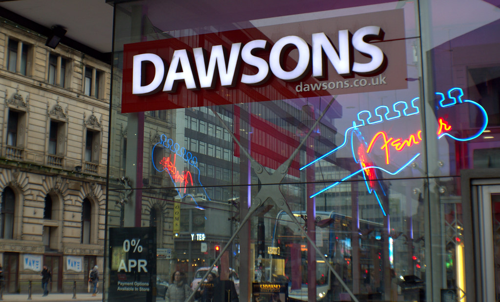 Dawsons Music Shop Manchester | Musical Instruments for Ever