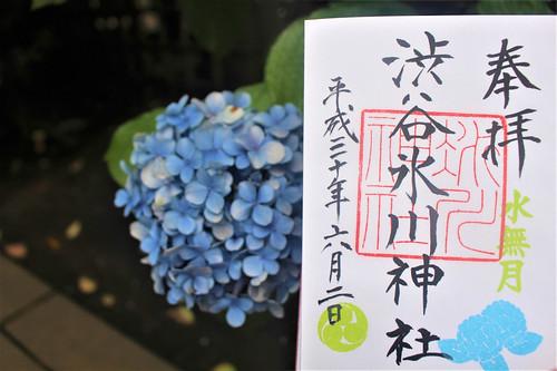 shibuyahikawa-gosyuin007 | by jinja_gosyuin