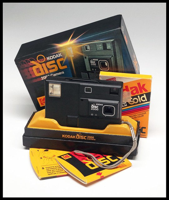 Kodak Disc 2000