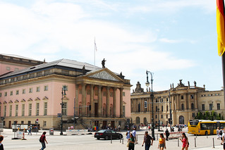 Bebelplatz Berlin | by blondgarden