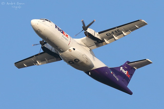 ASL Airlines Irland (FedEx)