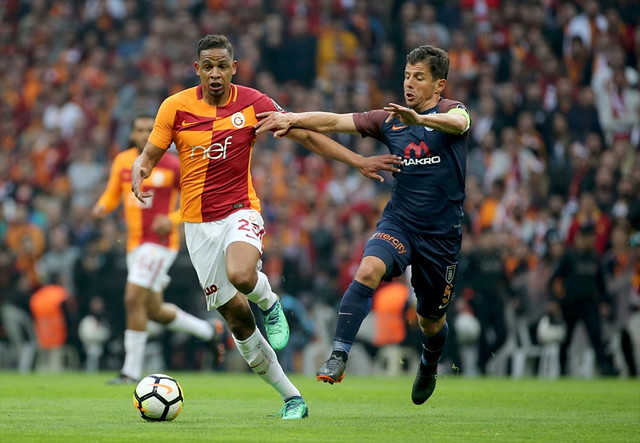 Galatasaray 2-0 Başakşehir (2018)