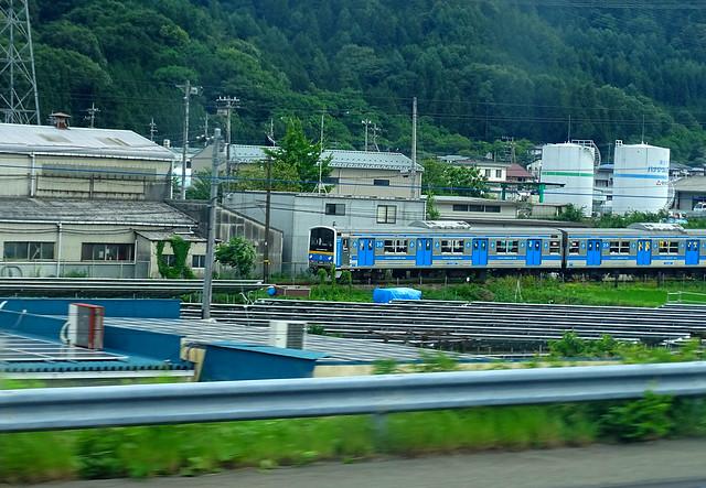 Fujikyu Train 富士急電車