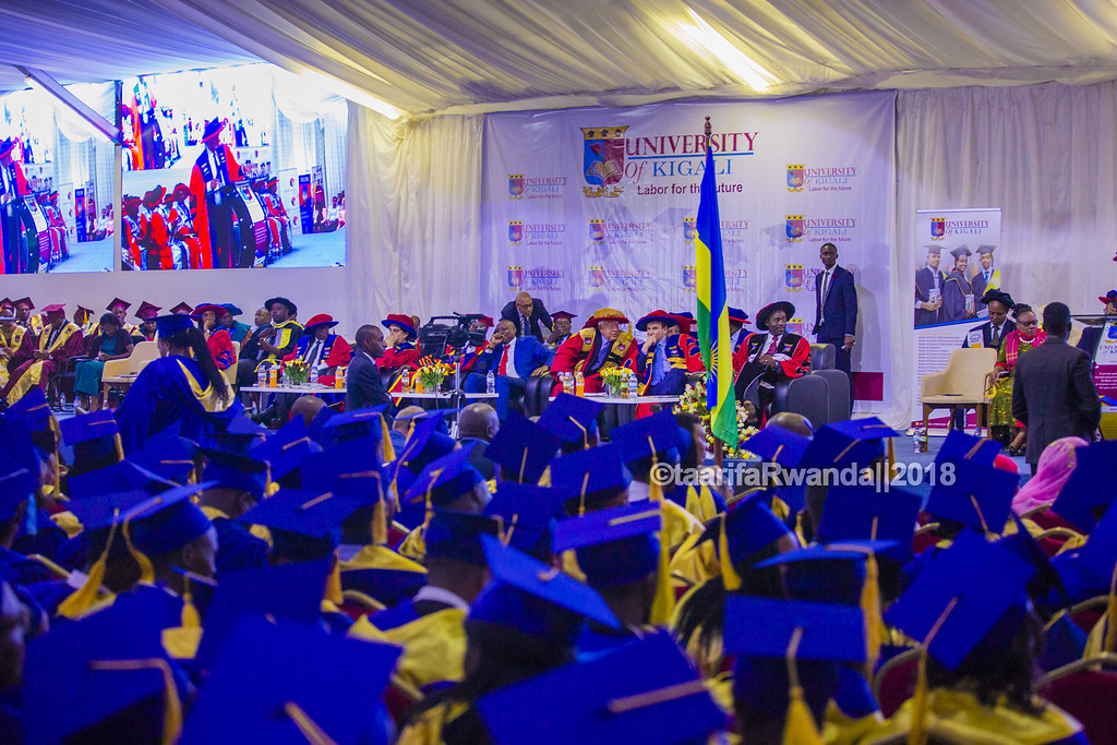 UOK Graduation / Kigali July 6th, 2018