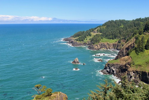 ocean coastline coast cliffs pacificocean seastack