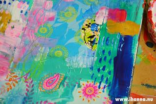 Art Journal detail   by iHanna