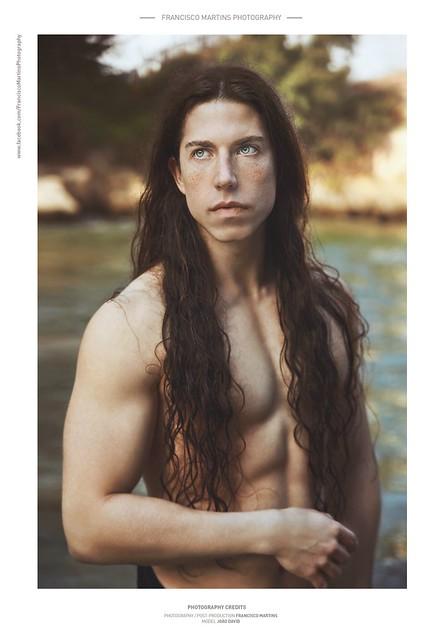 João David modeling for my #LongIsBeautifulProject