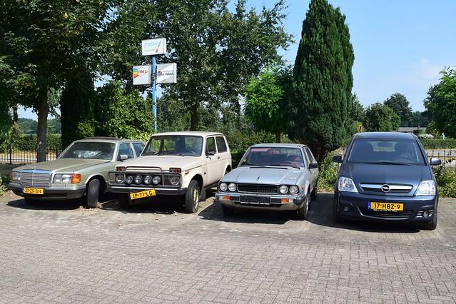 Wagenpark Haps