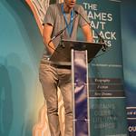 The James Tait Black Prizes - Benjamin Markovits   Winner of the James Tait Black Prize for Fiction - Benjamin Markovits © Alan McCredie