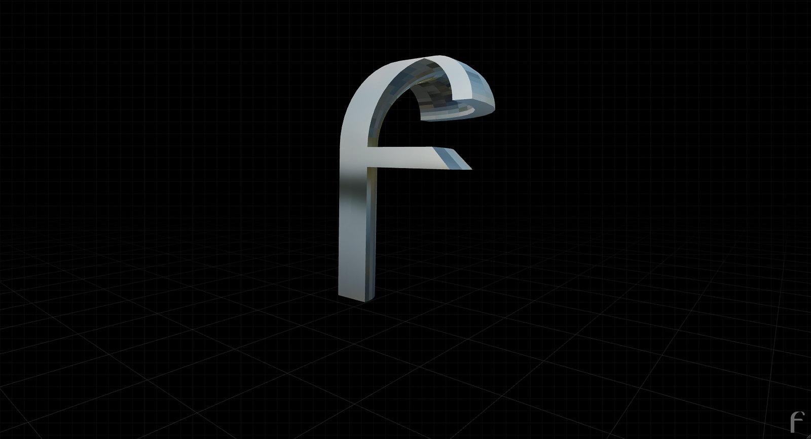"Gramapoética - letra ""F"""