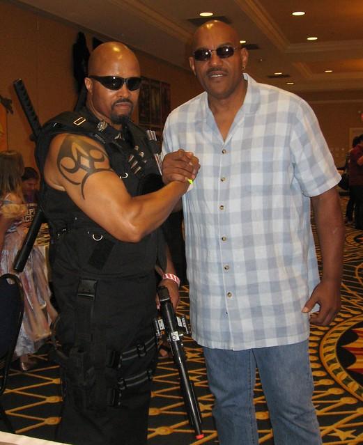 2012 Horrorfind: Mr. Ken Foree & Blade