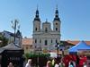 Uherské Hradiště – farní kostel sv. F. Xaverského, foto: Petr Nejedlý