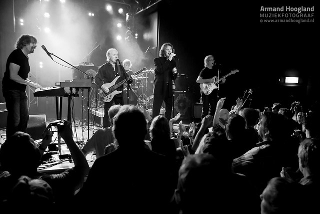 The Zombies (Colin Blunstone / Rod Argent ) @ Manifesto Hoorn