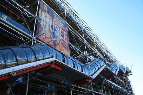 Centre Pompidou | by OliviaJKelly