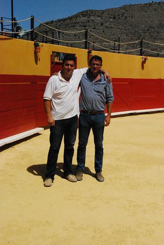 con Juanvi Mora