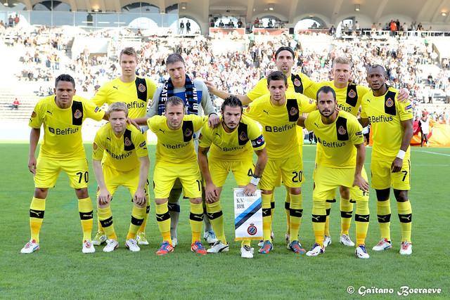 Bordeaux - Club Brugge: 4-0 (20 sept 2012)
