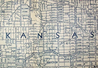 Kansas City KS 1964