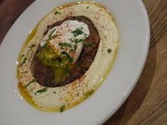 土, 2012-09-22 18:25 - Hummus + Fava
