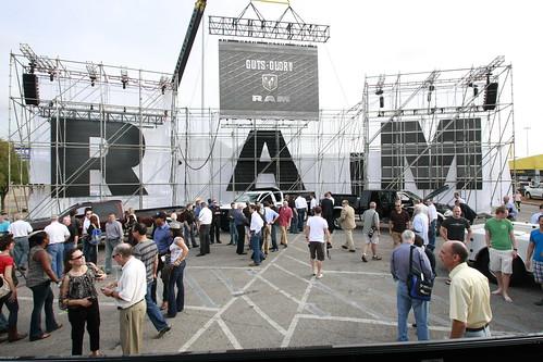 Ram Truck at 2012 State Fair of Texas Photo
