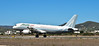 A-320  -- Alitalia tomando tierra en Ibiza by ibzsierra