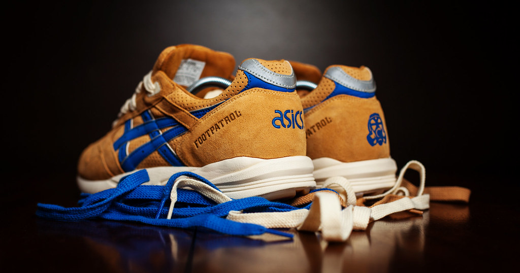 promo code 24eff 27cc2 Asics Gel Saga 'Foot Patrol' (2012) | I really hate when I g ...