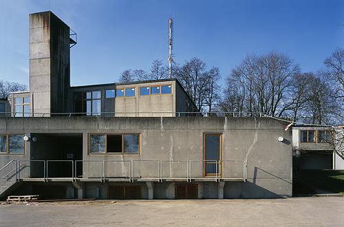 De Ulm Hfg 01 Hochschule Für Gestaltung During Renovation Flickr