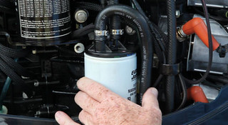 Evinrude E-TEC 250 H.O | The 10 micron fuel filter/water sep… | FlickrFlickr