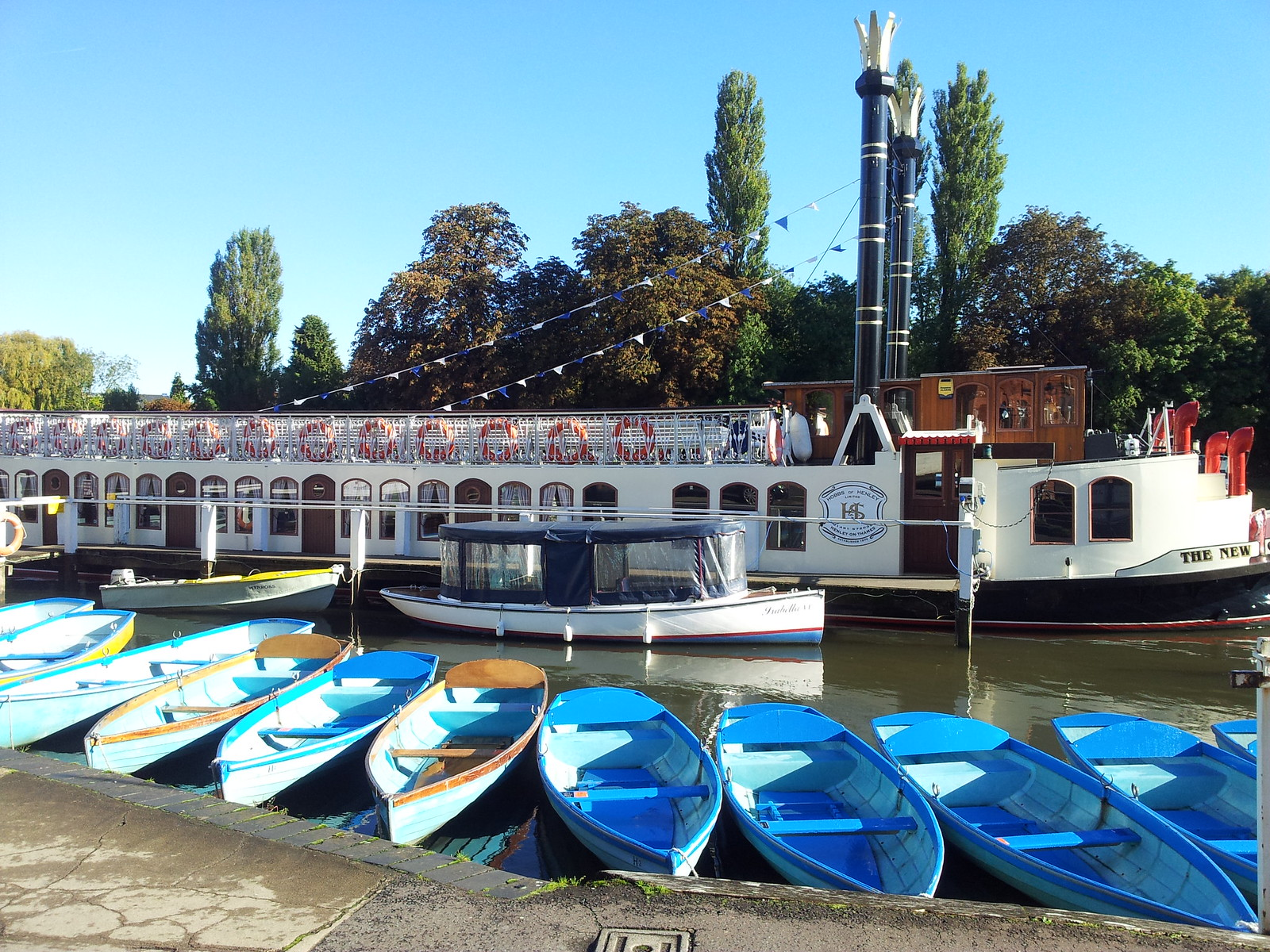 Henley on Thames Henley to Pangbourne