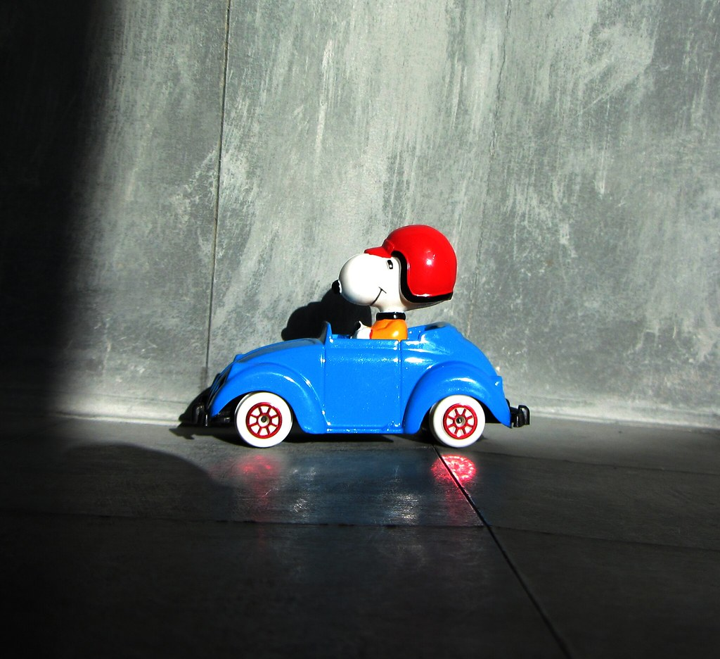 Snoopy Auto Volkswagen Beetle By Esci Italy 1980s 5 Of 5 Flickr