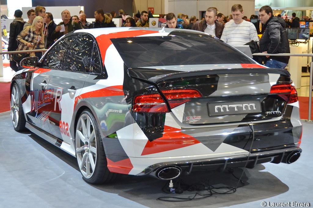 Mtm Audi S8 Talladega R Geneva International Motor Show 20