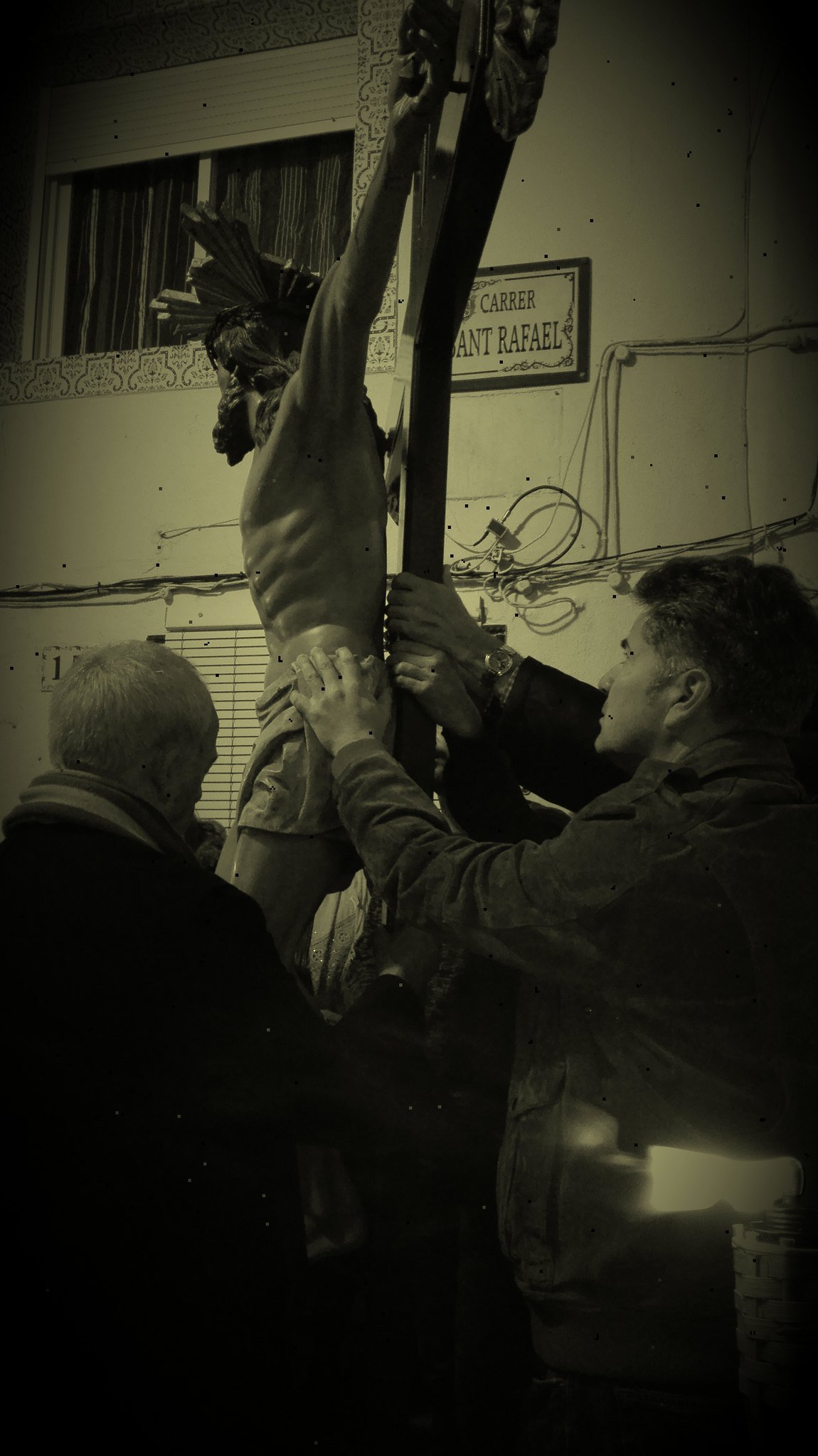 (2016-03-18) - VII Vía Crucis nocturno - Javier Romero Ripoll (032)