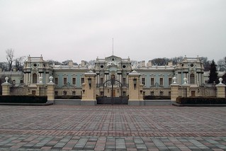 Kyiv, Mariinsky palace, 2006.03.27 (01)