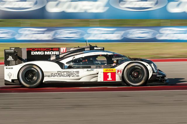 WEC Porsche #1