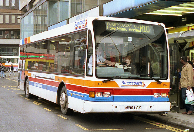 Stagecoach Ribble 180 (N180LCK)