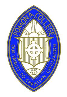 Pomona College's original seal, adopted in 1891