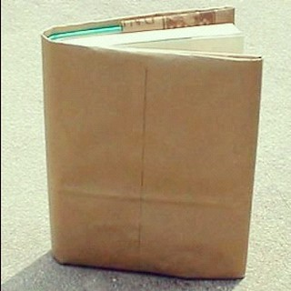 Y'all remember this? Best book cover of all time. Brown paper bag #Throwback #Memories | by PlanetaryP